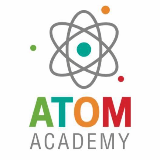 Atom academy banner