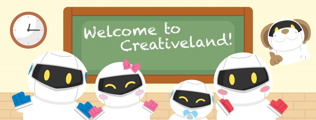 creativeland banner2